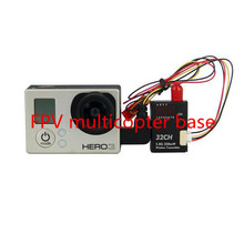 Wholesale rc fpv parts Boscam FPV 32CH 5.8G 350mW Wireless Transmitter AV Video Transmission RC