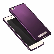 "Luxury Design Frosted Shield PC Cover Case For Xiaomi Redmi 4A 4 A Phone  Cover Case For Xiaomi Redmi Hongmi 4A 5.0""Coque Capa"