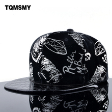 TQMSMY Hip Hop cap men's Skateboard Bone Corduroy fabrics hats for women brand snapback caps men Flat Baseball caps Casquette