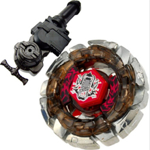 1Pcs Retail 4D Beyblade Dark Wolf DF145FS Metal Fusion 4D Beyblade BB29 Beyblade +L-R Starter Launcher + Hand Grip(China)