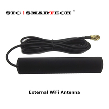 Wifi Antenna for Android Car DVD Player GPS Navigation Wifi Antenna Receiver, External Strengthen wifi Signal Amplifier Booster(China)