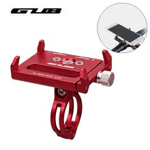 "GUB G-85 Universal Bicycle Phone Stand 3.5-6.2"" MTB Smartphone Adjustable Road Bike Handlebar Cell Phone Holder Mount Bracket(China)"