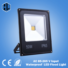 HOT SALES!Free Shipping Newest 85-265V LED luminaire light 10W 20W 30W 50W 100W  IP65 LED Flood Light Floodlight LED street Lamp
