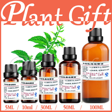 Free shopping 100%pure plant water soluble essential oils Peppermint oil Horsemint oil 5ml Aromatherapy bath dedicated