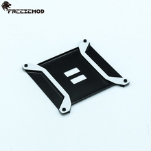 FREEZEMOD metal Motherboard backplate  CPU water cooling block holder for CPU LGA1366/2011. MBP-INT01