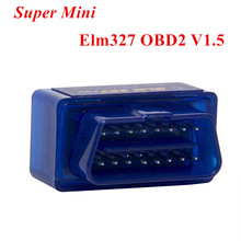 2017 Super Bluetooth OBD OBD2 ELM327 V 1.5 Diagnostic-Tool Auto ODB 2 Scanner Car Code Reader Scan ELM 327 V1.5 Universal Diesel