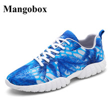 Mangobox Sport Shoes Men 2016 New Brand Sneakers Men Comfortable Mens Trail Running Shoes Low Top Sneakers For Male