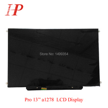 New Glossy LP133WX2-TLG2 LTN133AT09 A1278 & A1342 LED LCD Screen Display For Apple Macbook Pro Unibody 13'' A1342 A1278 LCD LED(China)