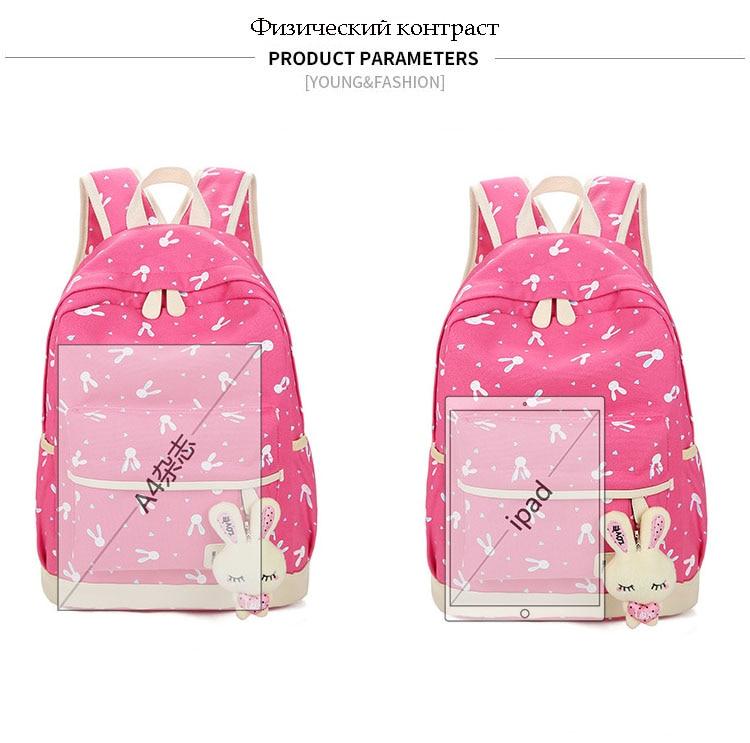 الحقائب المدرسية للمراهقين 21