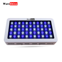 2015 New Arrival 165W led aquarium light 55PCS 3W Leds lamp Coral Reef Grow Light High Power Fish Tank LED Aquarium Light(China)