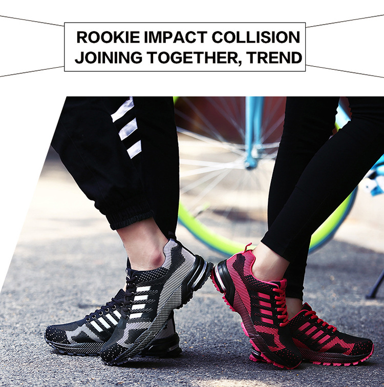 JYRhenium Sneakers Shoes Men Running Shoes 17 Lovers Outdoor Men Sneakers Sports Breathable Trainers Jogging Walking Shoes 34