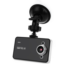 K6000 2.7 Inch Car DVR Recorder Full HD 1080P 140 Degree Wide Angle Loop Cycle Recording(China)