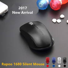 Rapoo Silent Mouse 2.4Ghz Wireless Optical Mouse Mute Silent Click Mini Noiseless Mice 1000 DPI for Mac PC Laptop Computer Mouse