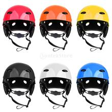 Professional Safety Helmet Hard Hat for SUP Kayak Canoe Boating Kitesurfing Surfing Paddleboard Water Sports - Various Colors