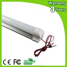 (10PCS/Lot) 3 Years Warranty CE RoHS 2ft 4ft 0.6m 1.2m 600mm 1200mm 10W 18W 12V T8 LED Tube Light Fluorescent Lamp Daylight