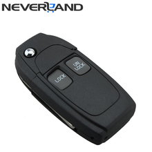 New Replacement Shell Folding Remote Key Case Fob 2 Button For VOLVO 850 960 C70 S40 S60 S70 S80 S90 V40 V70 V90 XC70 XC90 D15(China)