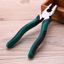 10-22 AWG Wire Stripping Pliers Multifunctional Wire Cable Stripper Steel Wire Stripping Pliers Cutting Stripping Hand Tool