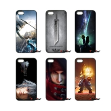 Final Fantasy Noctis and Puppy XV Art Phone Case For Xiaomi Redmi Note 2 3 3S 4 Pro Mi3 Mi4i Mi4C Mi5S MAX iPod Touch 4 5 6