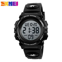 SKMEI Brand Children Watch Kids Outdoor Sports Watches Boys 50M Waterproof LED Display Digital Wristwatches Relogio Relojes 1266(China)