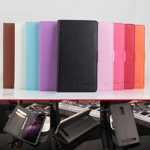 Buy Homtom HT17 Pro Flip Case PU Wallet Magnetic Stick Manual Line Stand Card Slot Leather Protect Phone Case Homtom HT17 Pro for $4.99 in AliExpress store