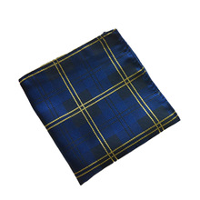 New 10 Color Men's Square  Pocket gentleman Handkerchief married Printing  Vintage Hankies
