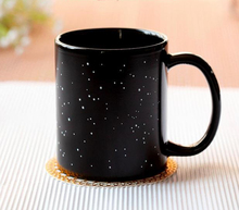 New Starry sky constellation Color Changing Mugs Creative Pattern Ceramic Mug use for Home office drink milk coffee tea hot wate