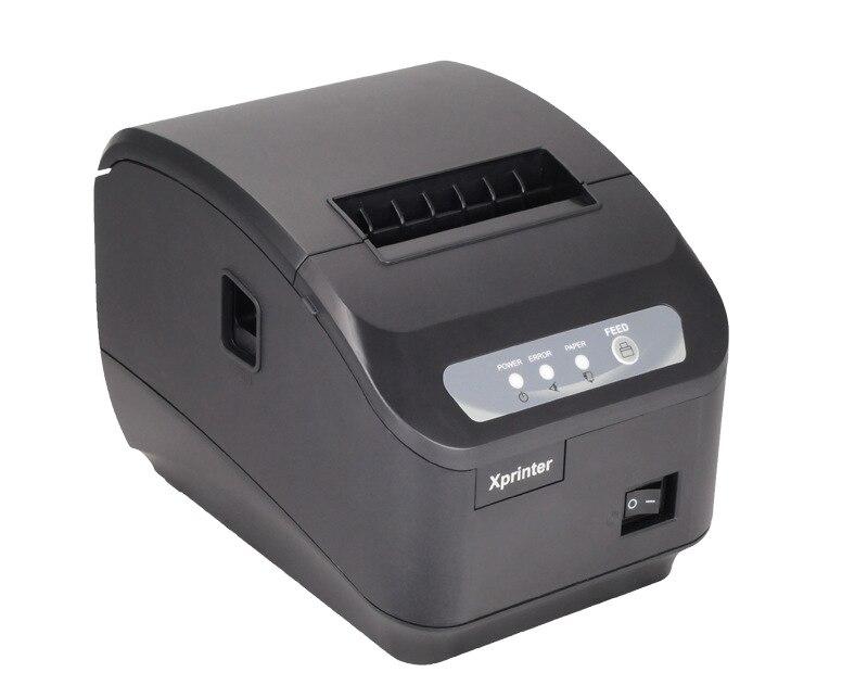 High quality original Auto-cutter 80mm Thermal Receipt Printer Kitchen/Restaurant printer POS printer XP-Q200II<br><br>Aliexpress