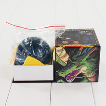 7.6cm Blue Dragonball Resin Ball Anime Dragon Ball Crystal Ball 4 Stars for Summon Shenron