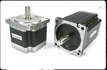 SM86HT80-5504A 4-lead Nema34  Stepper Motor 5.5A  CNC Laser Grind Foam Plasma Cut<br>