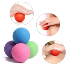 New arrival Fitness Massage Ball Therapy Trigger Full Body Exercise Sports Crossfit Yoga Balls Relax Relieve Fatigue Tools