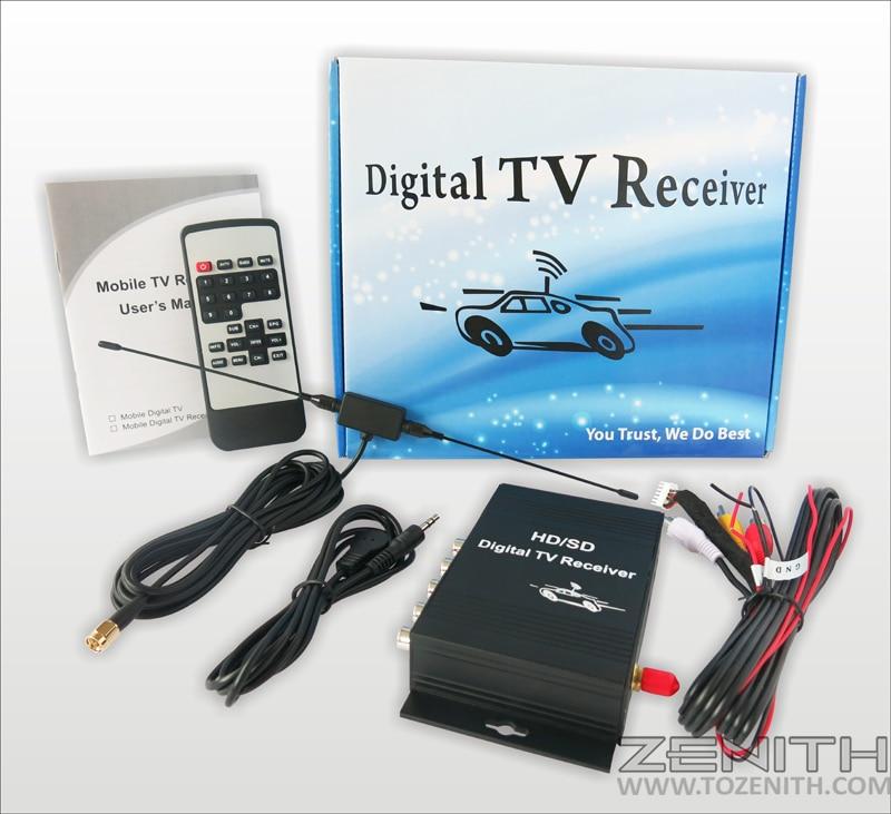 car ISDB-T tuner digital tv 1seg,full seg ISDB receiver (4)