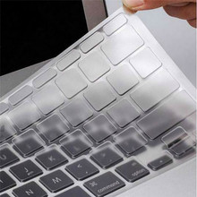 CLEAR TPU Keyboard Cover Skin for Old Macbook Pro 13 15 17 Capa Pele teclado Jul24 Professional Factory Price Drop Shipping