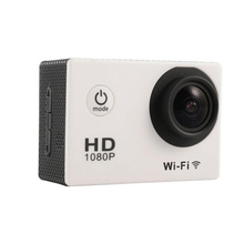 New Arrival! WIFI action 1080P HD DV sports recorder Waterproof Action pro camera sport camcorder Full HD 4K New fashion(China)
