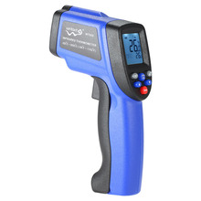 -50~950 degrees Digital LCD Laser IR infrared thermometer Non-Contact termometro Professional Temperature Tester Pyrometer Range