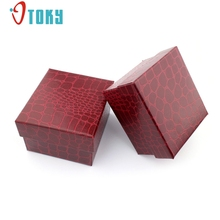 OTOKY Crocodile Durable Present Gift Box Case For Bracelet Bangle Jewelry Watch Box #30 Gift 1pc
