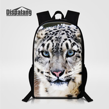 Popular Leopard Book Bag-Buy Cheap Leopard Book Bag lots from ...