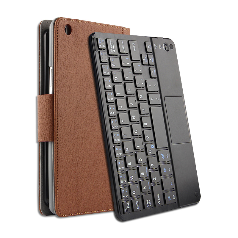 Wireless Bluetooth Keyboard +PU Leather Cover Protective Smart Case For Huawei Mediapad M3 Lite 8.0 CPN-W09/AL00 8.0 inch Tablet<br>