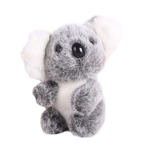 BOHS Stuffed Plush Animals Sydney Koala Bear Doll Simulation Bear Cartoon Baby Pet pelucia urso Toys 17cm height(China)