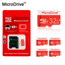With Retail package cartao de memoria 32GB TF flash Memory Card 4GB 8GB 16GB micro sd card 64GB 128GB microsd card(China)