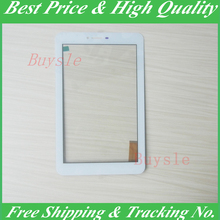 "White New 7"" inch Tablet PC Capacitive Digitizer Parts for Colorfly G708 3G Touch Screen PB FPCA-70A28-V01(China)"