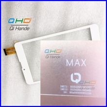 7'' inch Tablet Capacitive Touch Screen Replacement For BQ 7010G Max 3G Tablet Digitizer External screen Sensor Free Shipping