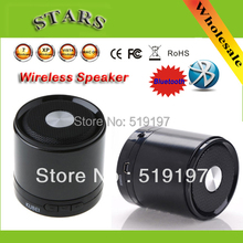 Mini Active Speaker Portable Bluetooth Wireless Speaker Stereo LINE IN Black Sound Box Music Player