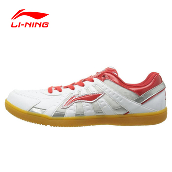 Li-Ning Men Indoor Training Shoes Breathable Cushioning Anti-Slippery Hard-Wearing Sneakers Sport Shoes ASNH009 YXX003