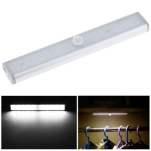 20 LED Cabinet Night Lighting LED Night Light USB Rechargeable Motion Sensor for Closet Wireless Motion Activated Lamp
