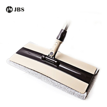 Flat Mop For Hard Floor Cleaning Easy Sweeper Bucket Dust Spinning Head Hand Push Lazy Spinning Mops Microfibre Fabric Cloth(China)