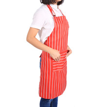 Kitchen Apron Women Restaurant Waiter Apron Chef Men Funny Cooking Apron For Men With Pockets Aprons For Woman(Hong Kong)