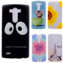 Buy Soft TPU Case coque LG G3 Case Cover D830 D831 D850 D851 D855 Cute Cat Butterfly Transparent Case Phone Cover LG G3 Skin for $3.99 in AliExpress store