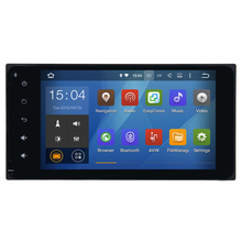Android 5.1 Head Unit GPS NAVI For Toyota Old RAV4 Corolla Hilux Prado avanza 200X100mm headunit Radio WIFI browser Free map(China)