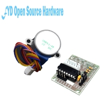 Buy New Style 5V Stepper Motor 28BYJ-48 + ULN2003 Driver Test Module Arduino for $1.15 in AliExpress store