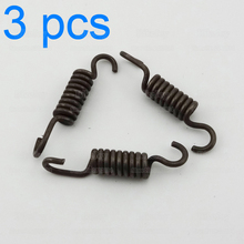 3pcs/set Heavy Duty Clutch Springs For 47cc 49cc 2 Stroke Engine ATV Quad Dirt Pocket Mini Moto Bike Motorcycle Minimoto(China)